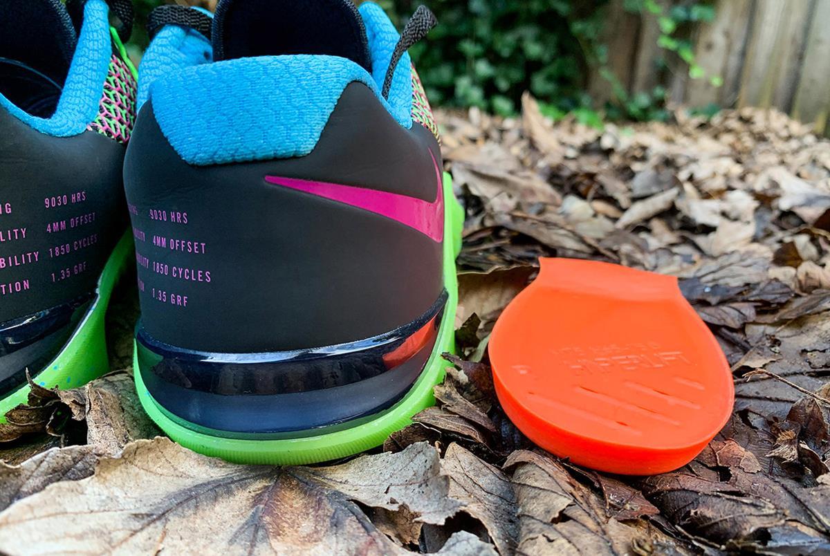 Nike Metcon 5 - Heel