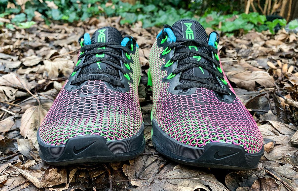 Nike Metcon 5 - Toe
