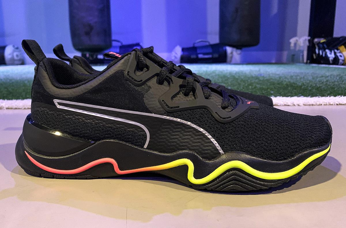 Puma Zone XT - Lateral Side
