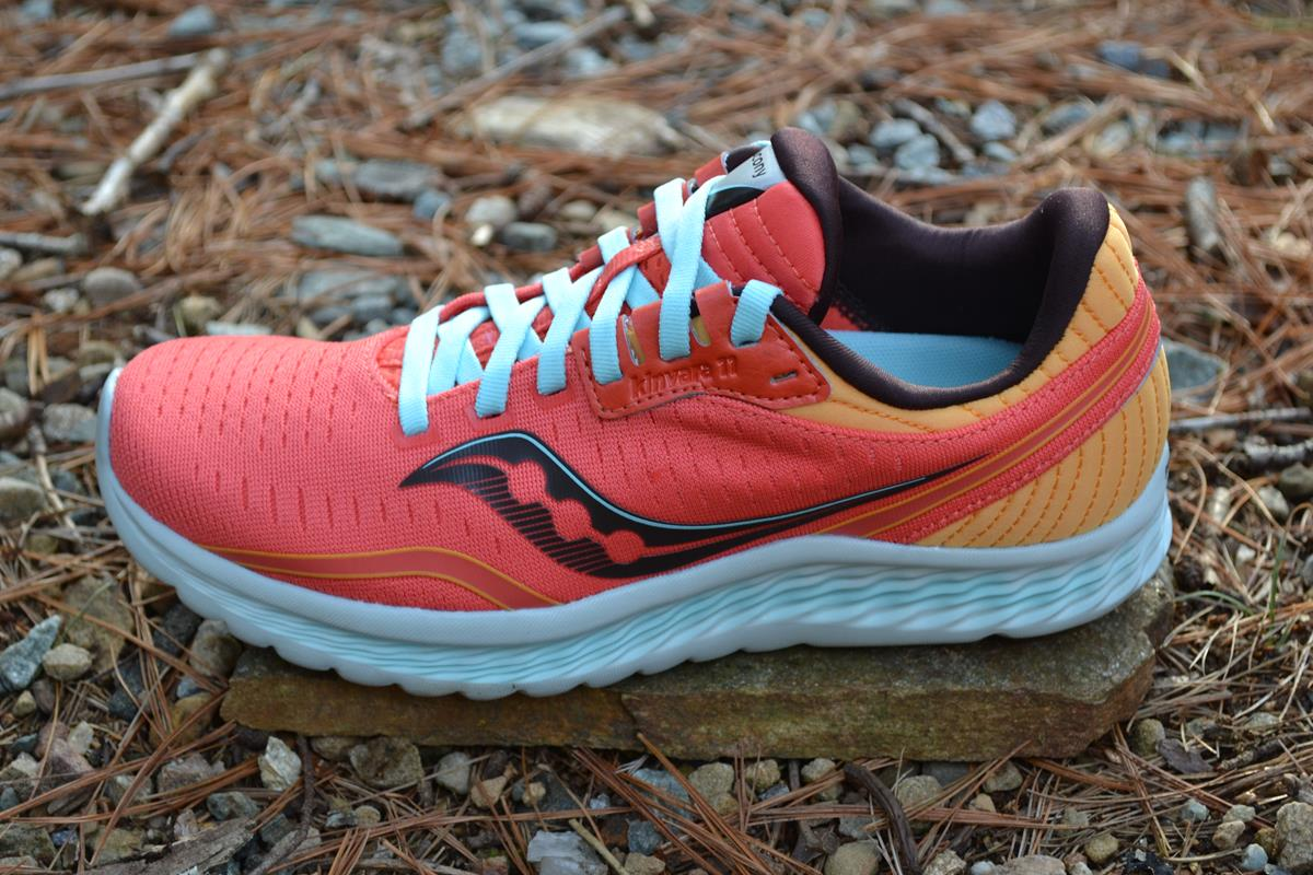 Saucony Kinvara 11 - Lateral Side