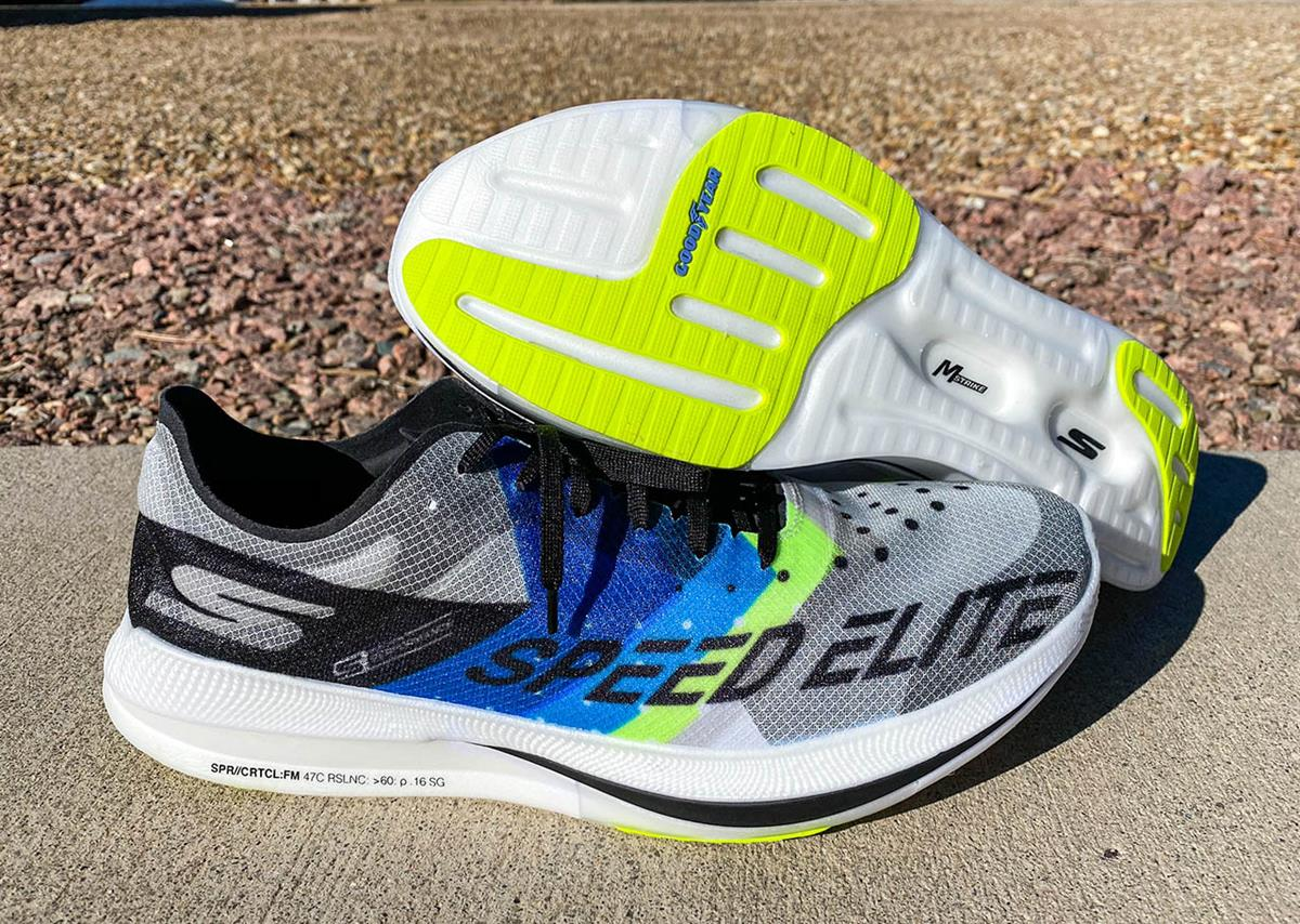 lo hizo portón Mono  Skechers GOrun Speed Elite Hyper Review | Running Shoes Guru