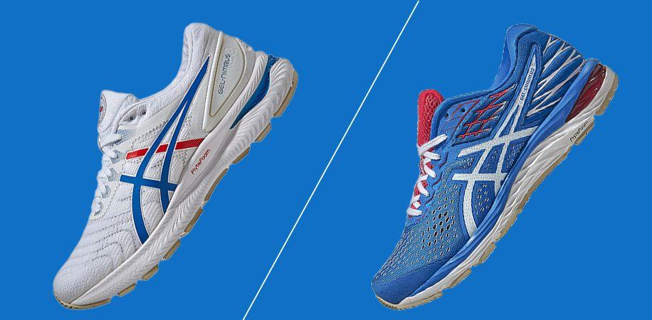 para castigar navegación Araña  Asics Nimbus vs Asics Cumulus - Detailed Comparison | Running Shoes Guru
