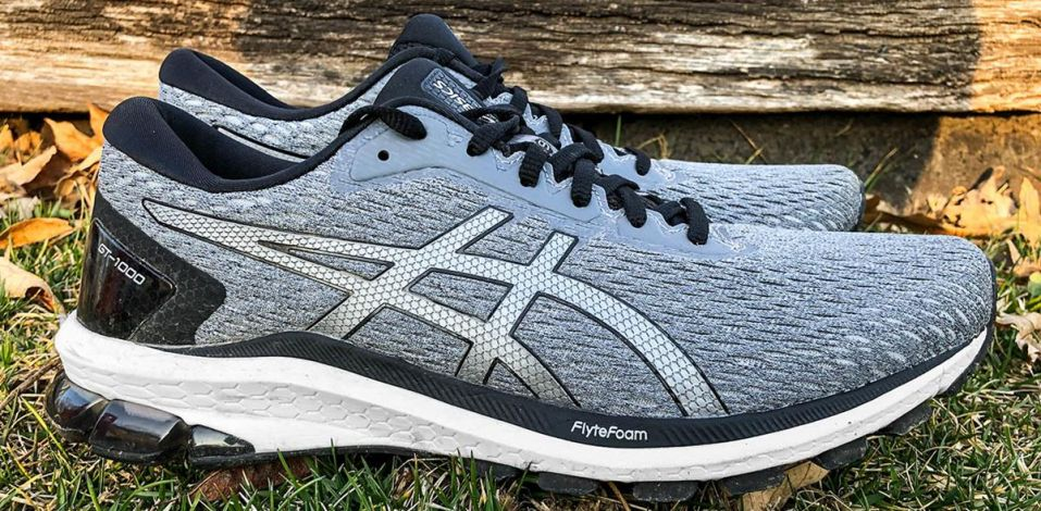 Asics GT 1000 9 - Lateral Side