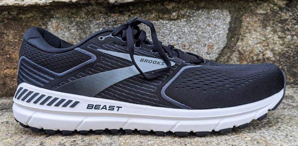Brooks Beast 20 - Lateral Side