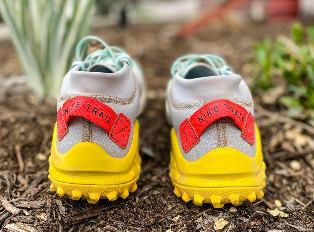 Nike Wildhorse 6 - Heel