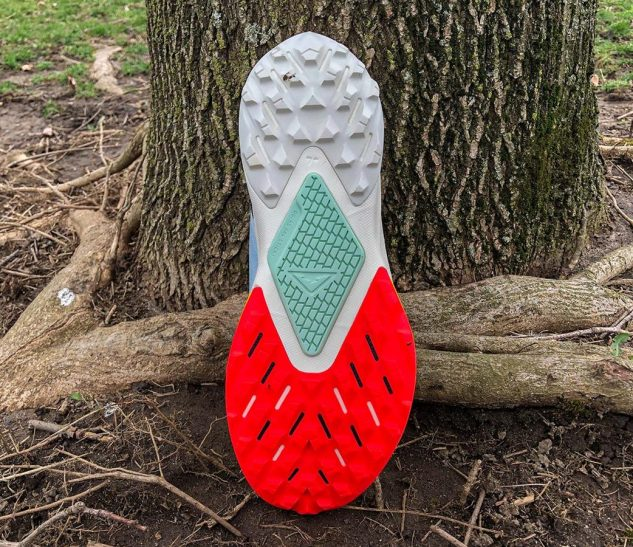 Nike Zoom Terra Kiger 6 - Sole