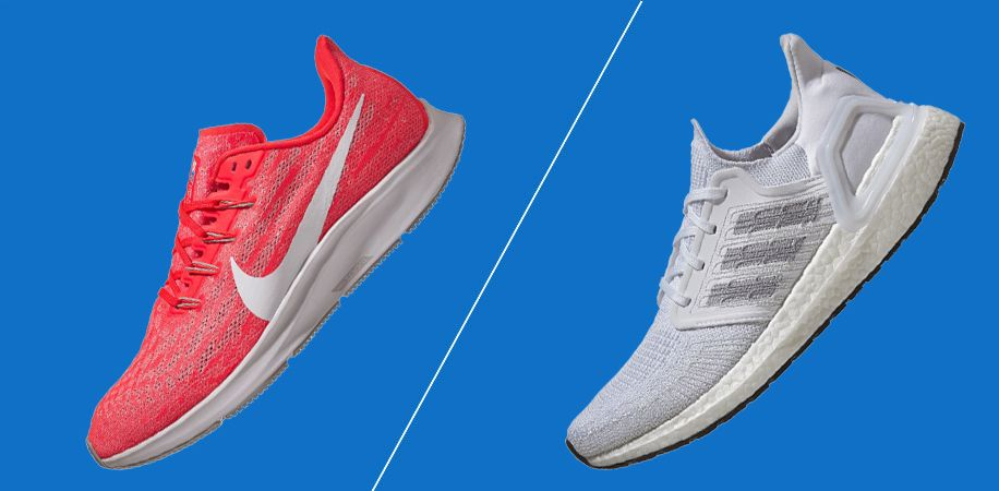 El cuarto templado estómago  Nike Pegasus vs Adidas Ultra Boost | Running Shoes Guru