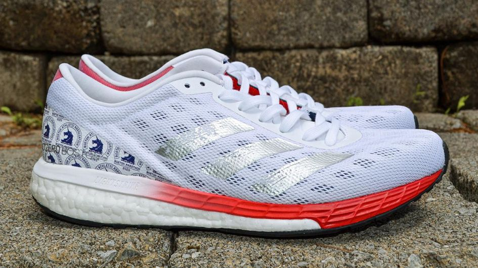 Adidas AdiZero Boston 9 - Lateral Side
