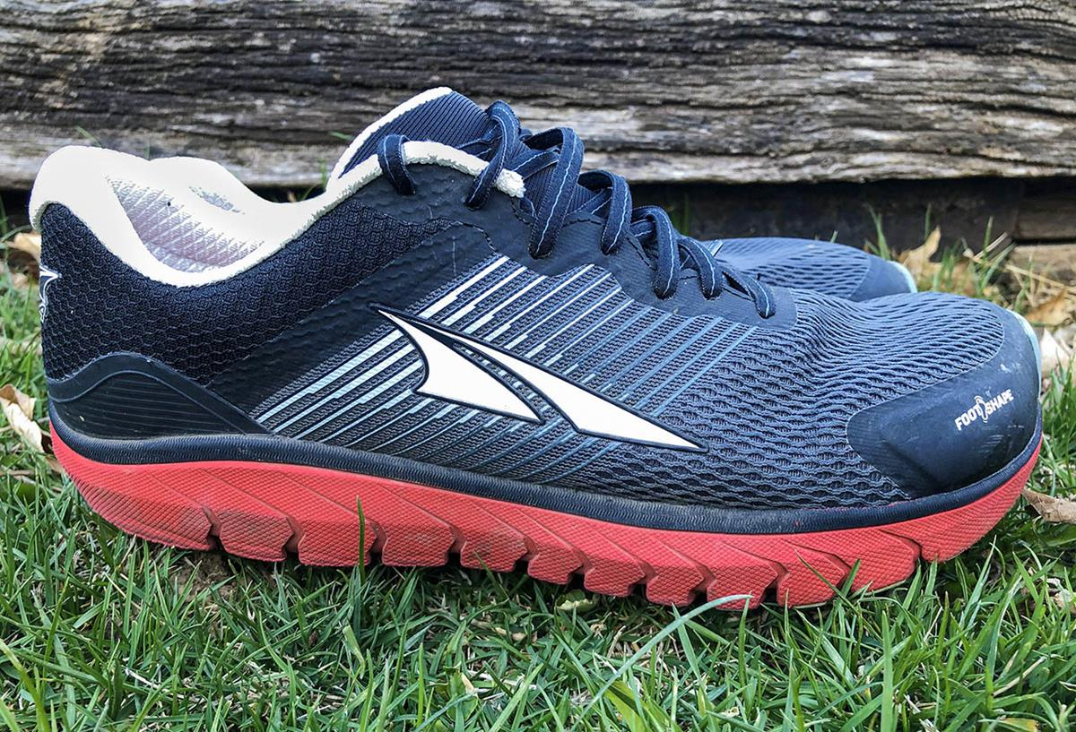 Altra Provision 4.0 - Lateral Side