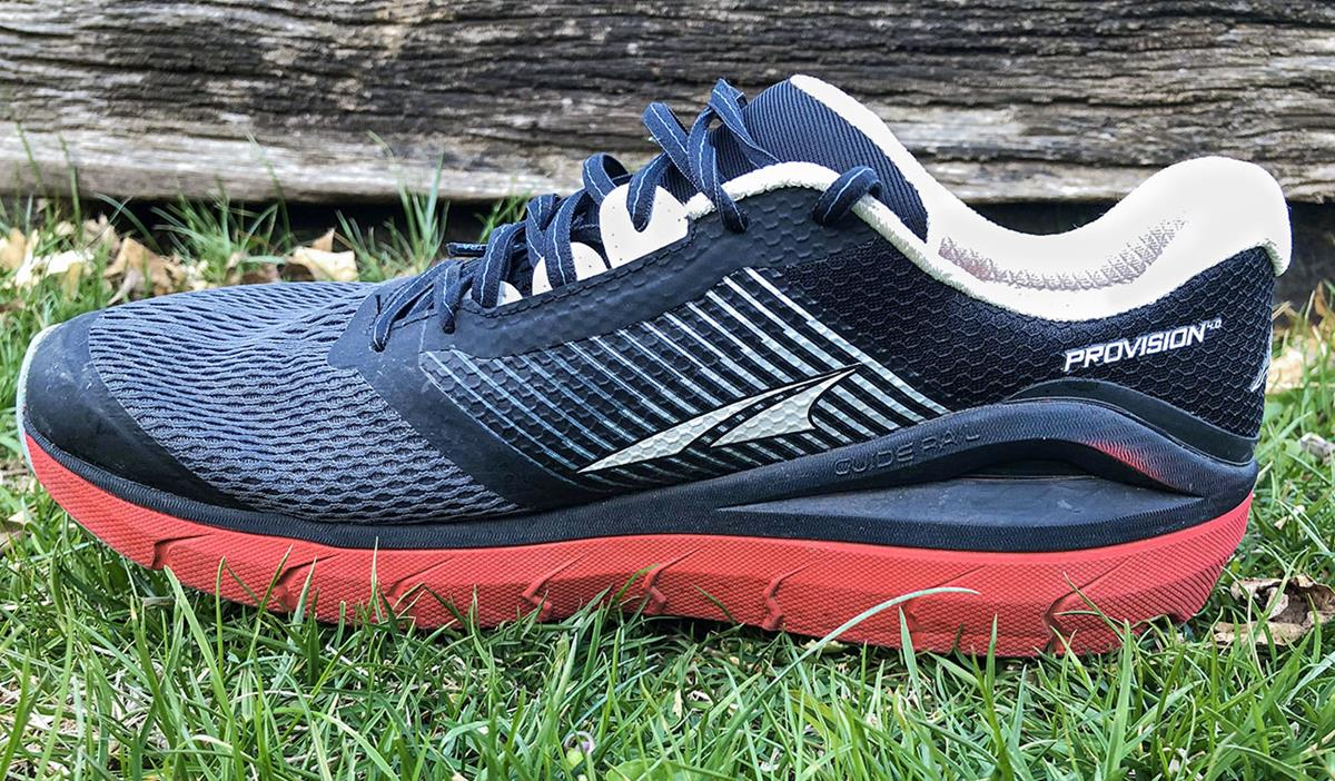 Altra Provision 4.0 - Medial Side
