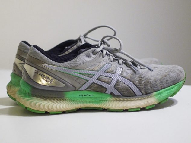 Asics Nimbus 22 Lite - Lateral Side