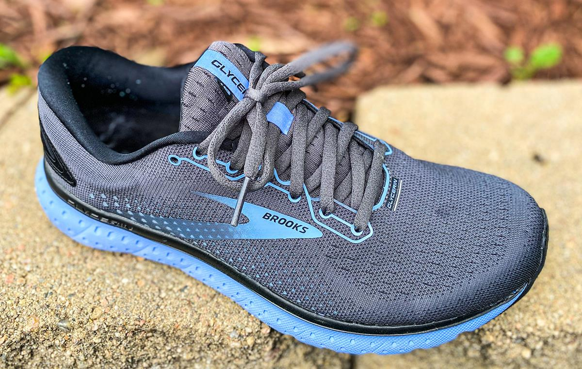 Brooks Glycerin 18 - Lateral Side