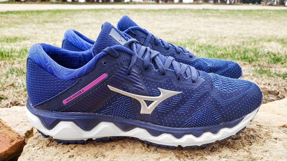 Mizuno Wave Horizon 4 - Lateral Side