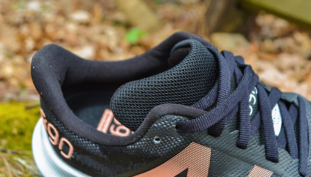 New Balance 890 v8 - Closeup