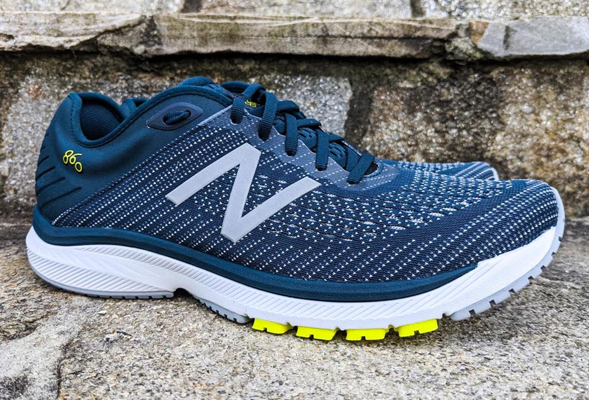 New Balance 860 v10 Review