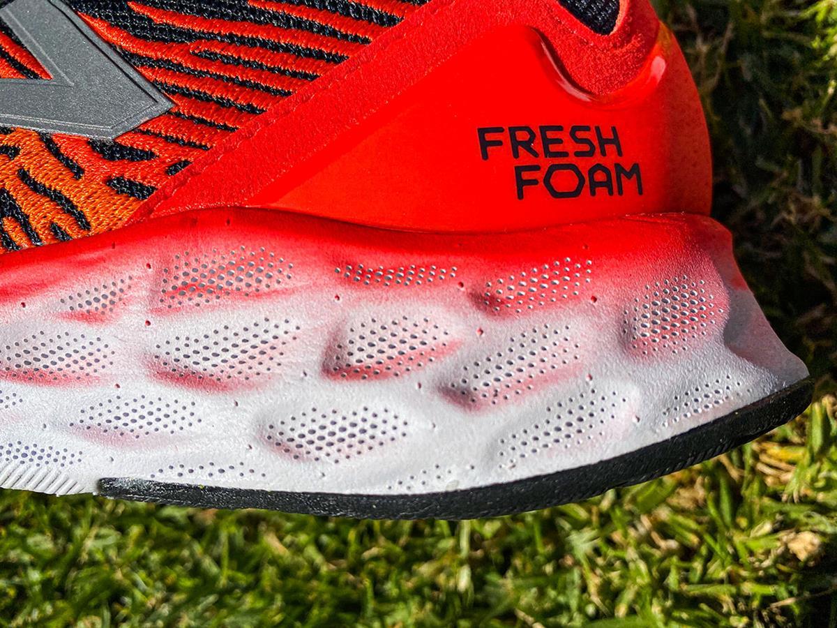 New Balance Fresh Foam Tempo - Closeup