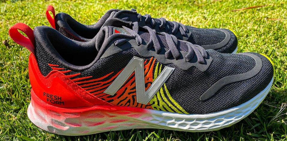 New Balance Fresh Foam Tempo - Lateral Side