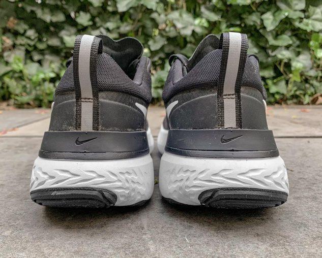 Nike React Miler - Heel