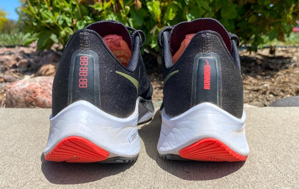 Nike Zoom Pegasus 37 - heel