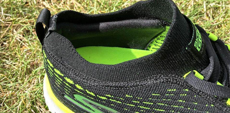 Skechers GOrun MaxRoad 4 Hyper - Closeup