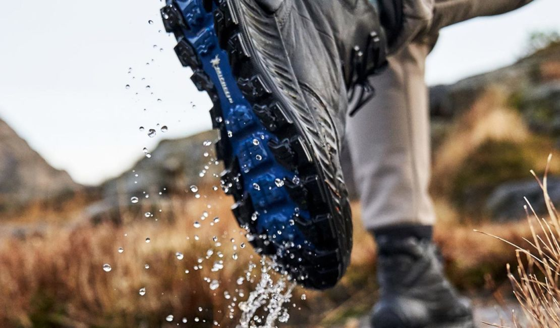 Running Shoe Soles by Michelin