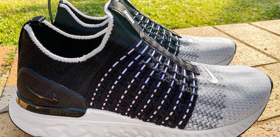 Nike React Phantom Run Flyknit 2 - Lateral Side