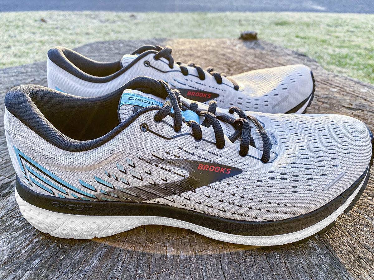 Brooks Ghost 13 - Lateral Side