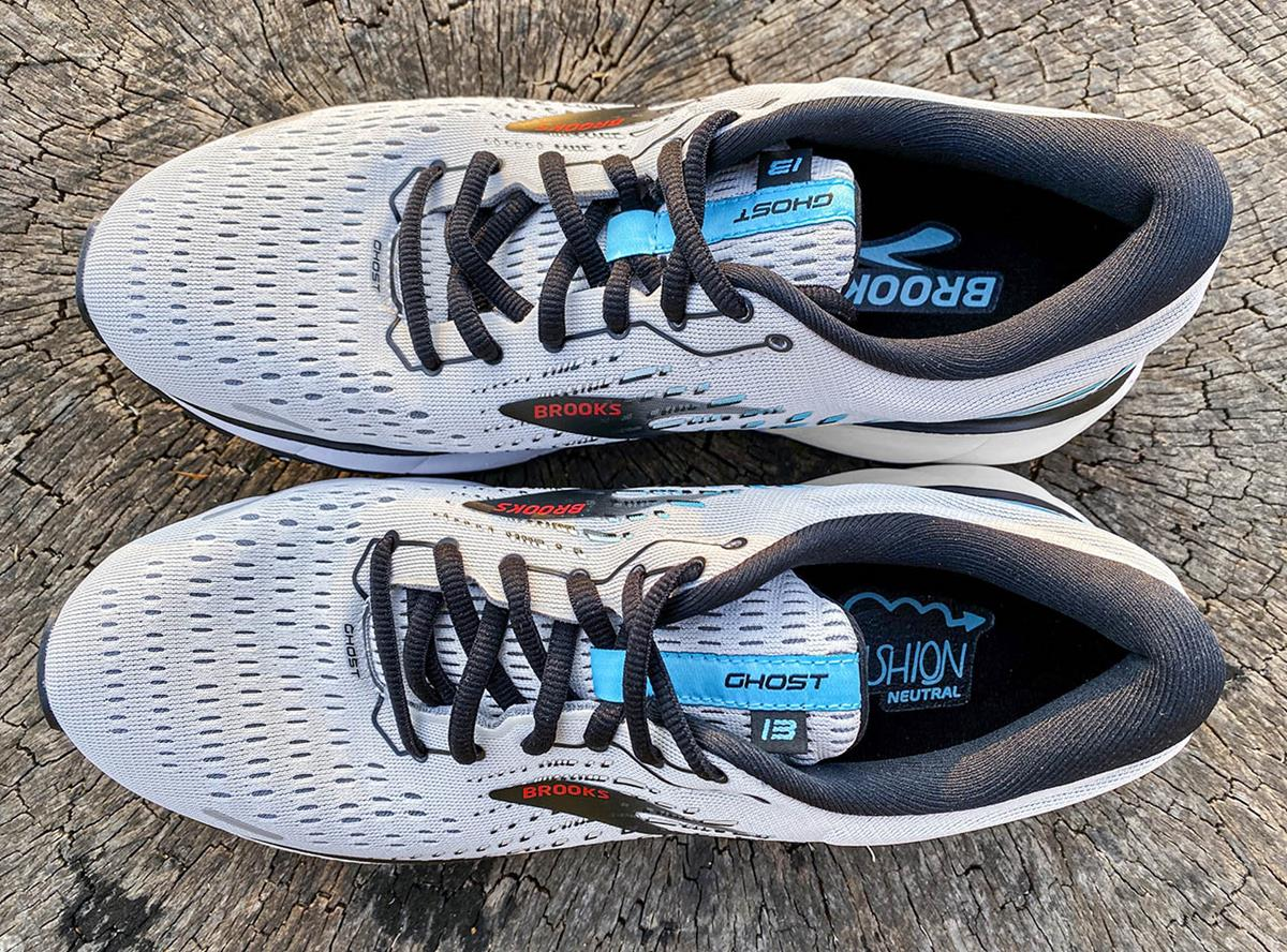 Brooks Ghost 13 - Top