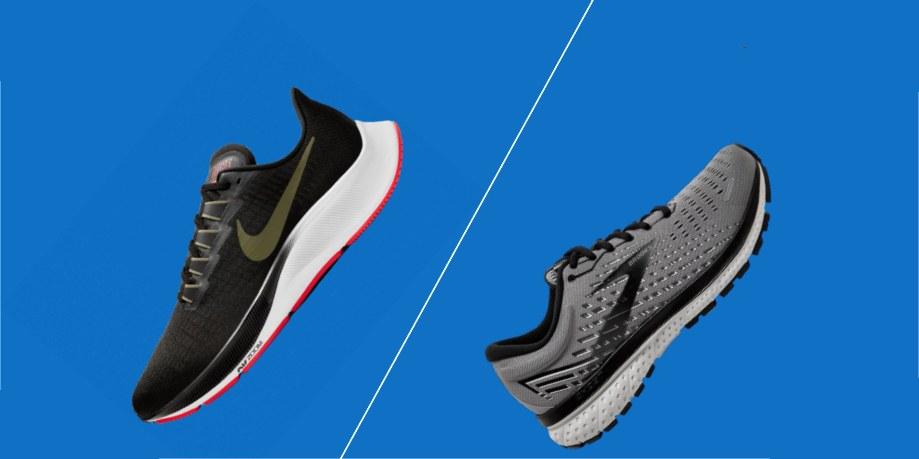 Nike Pegasus vs Brooks Ghost | Running