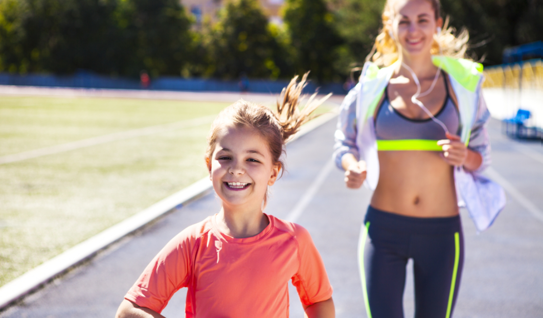 Running with your Kids – by a Medical Doctor