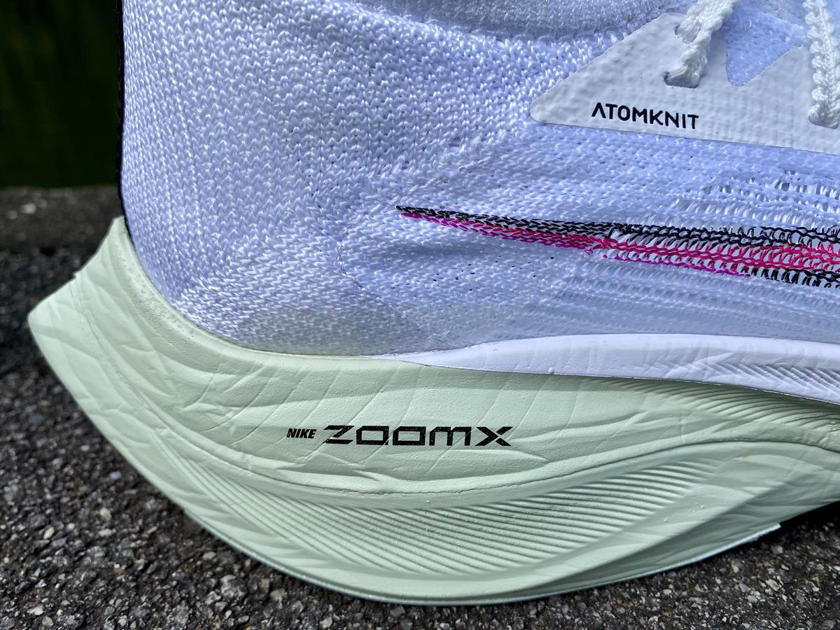 Nike Air Zoom Alphafly Next% - Closeup