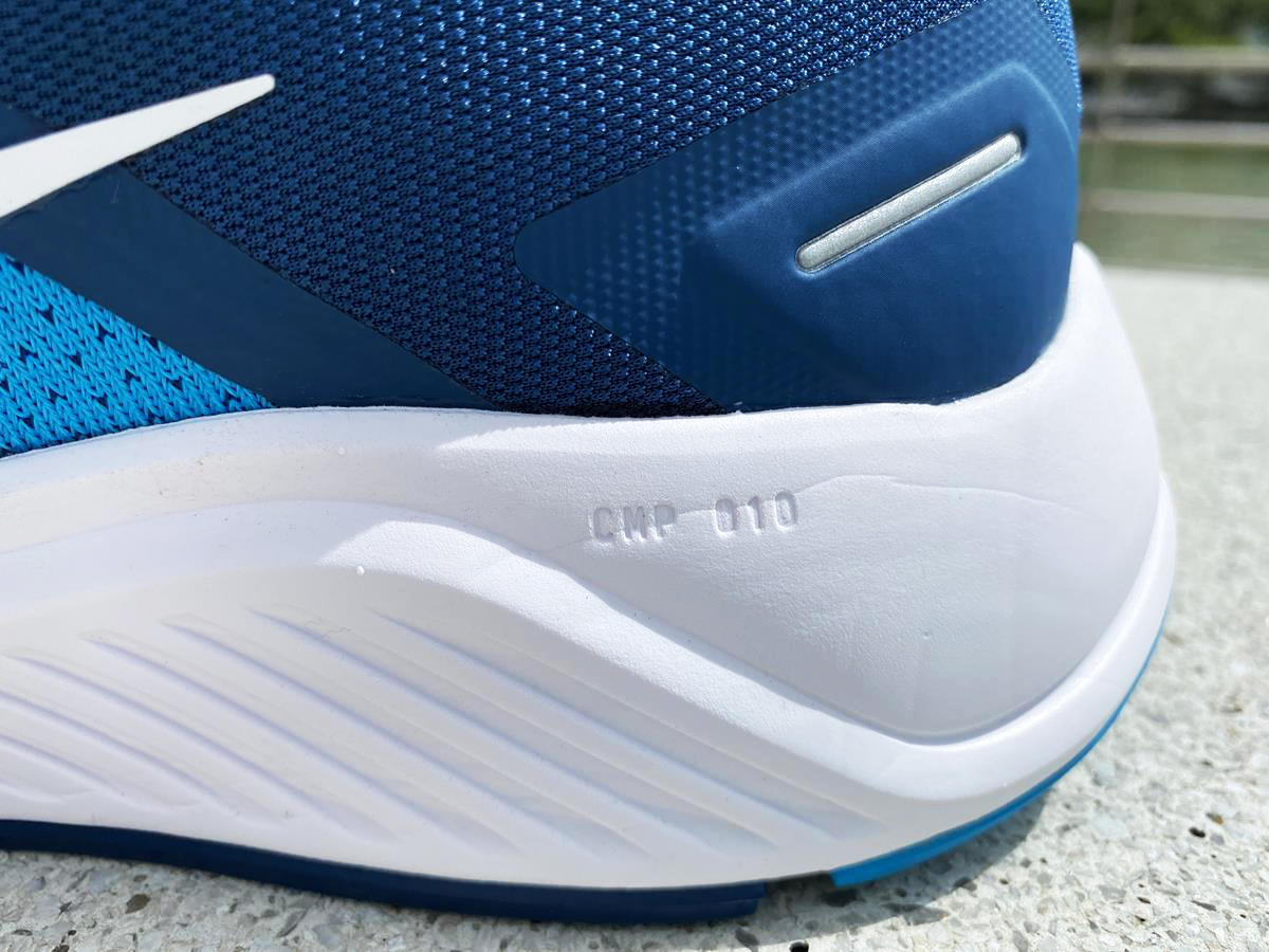 Nike Air Zoom Structure 23 - Closeup