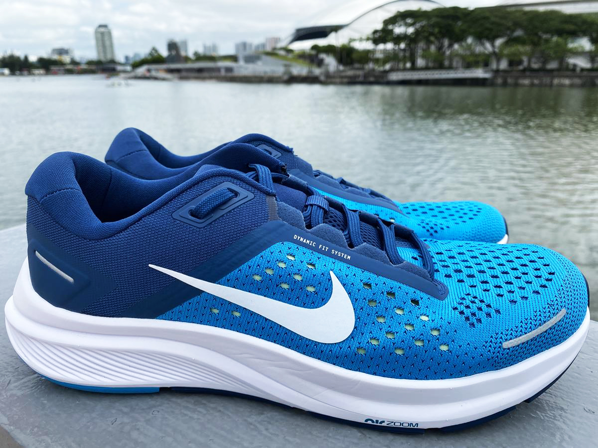 Nike Air Zoom Structure 23 Review