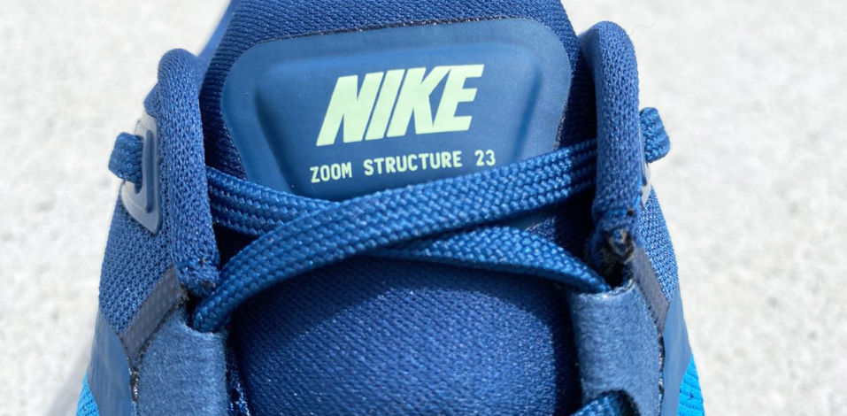 Nike Air Zoom Structure 23 - Logo