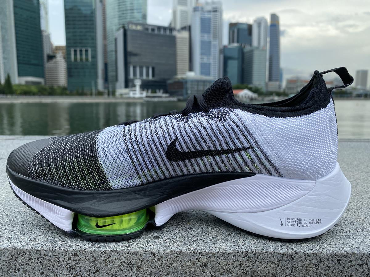 Nike Air Zoom Tempo Next% Review