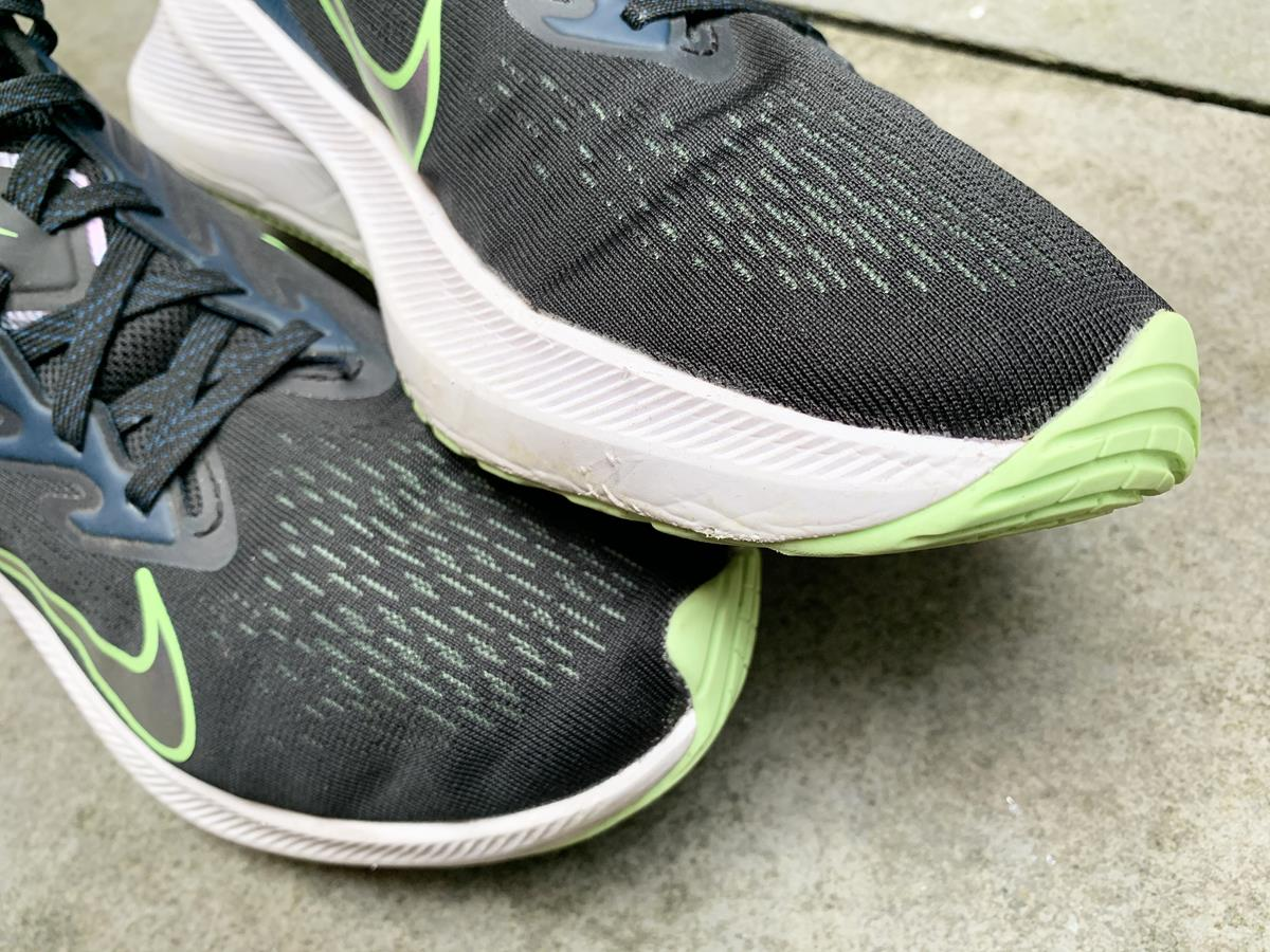 Nike Air Zoom Winflo 7 - Closeup