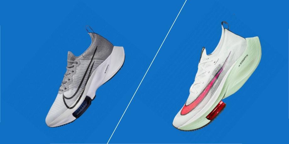 Nike Tempo Next% vs Nike AlphaFly Next%   Running Shoes Guru