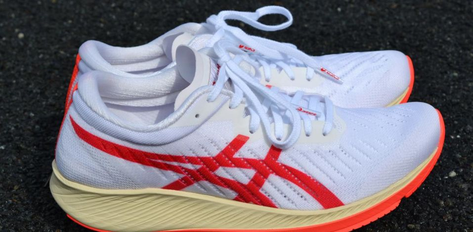 Asics MetaRacer - Lateral Side1