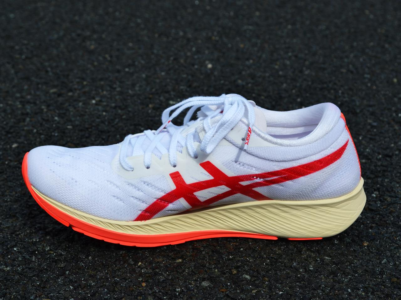 Asics MetaRacer - Medial Side
