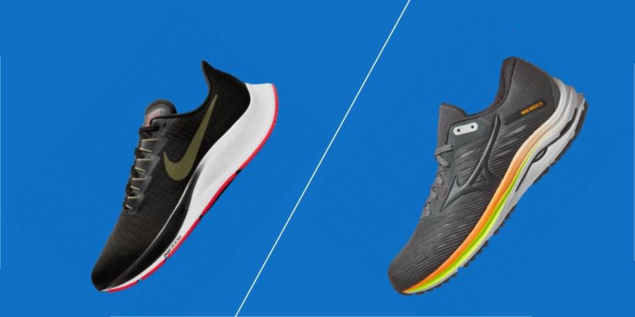 Asics Nimbus vs Nike Pegasus | Running