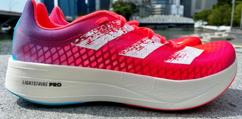 Adidas Adizero Adios Pro - Lateral Side