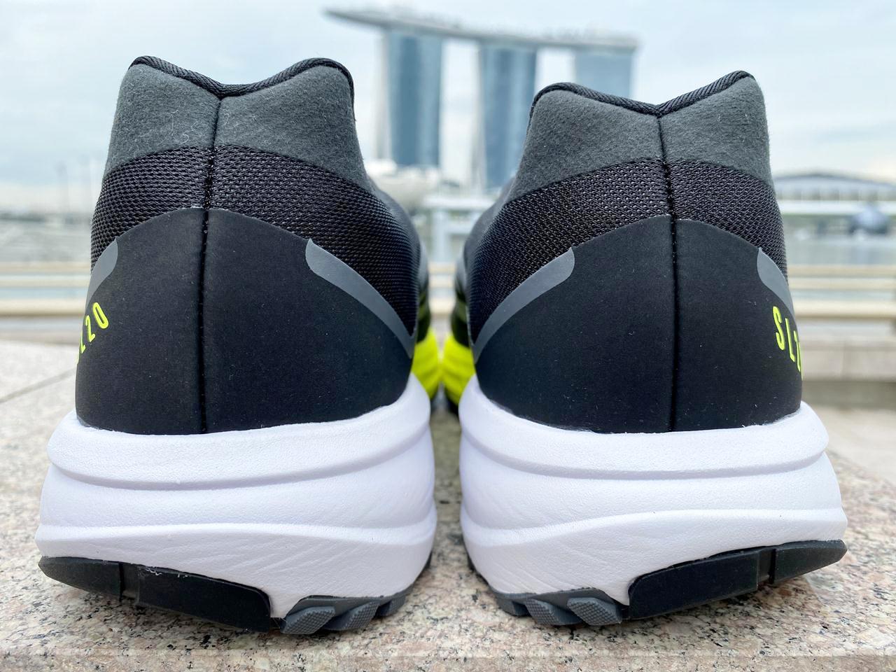 Adidas SL20.2 - Heel