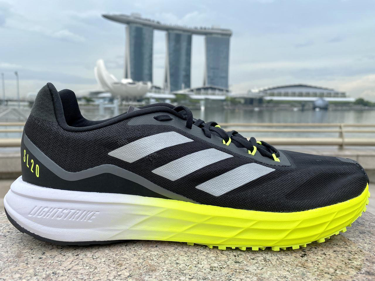 Adidas SL20.2 - Lateral Side.