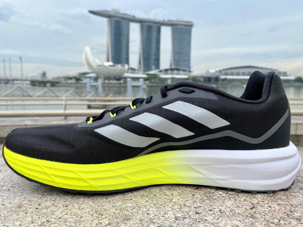 Adidas SL20.2 - Medial Side