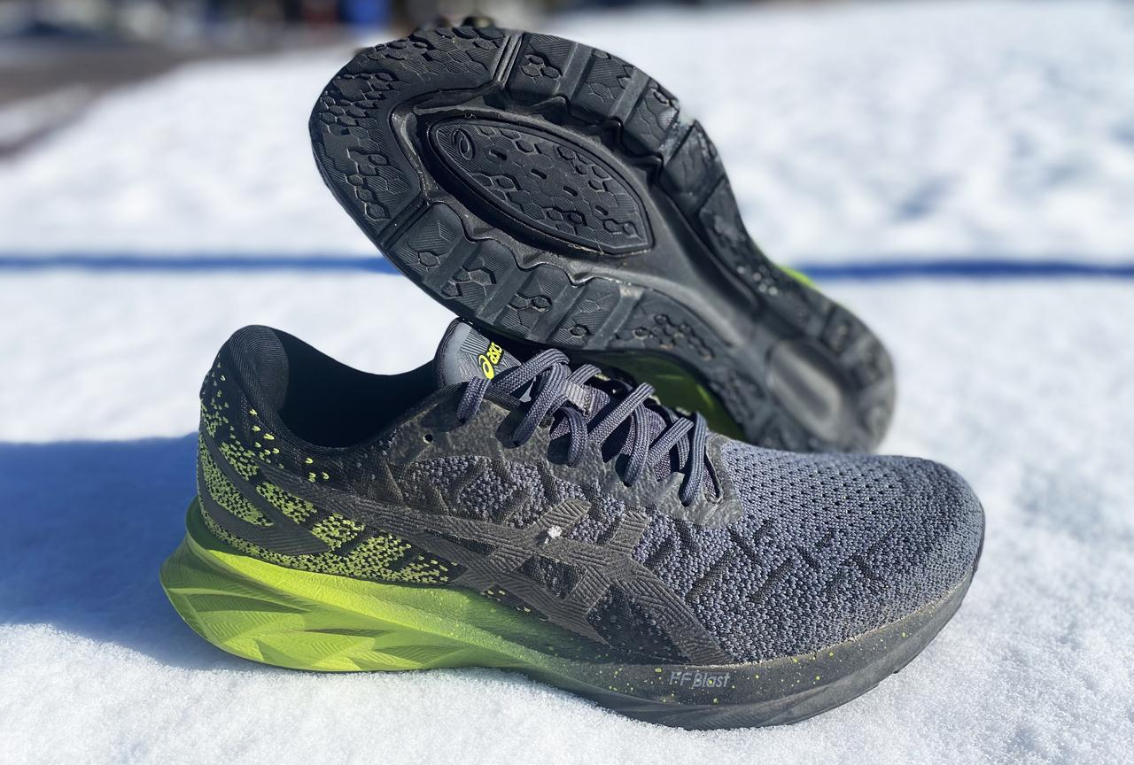 Asics Dynablast Review   Running Shoes Guru