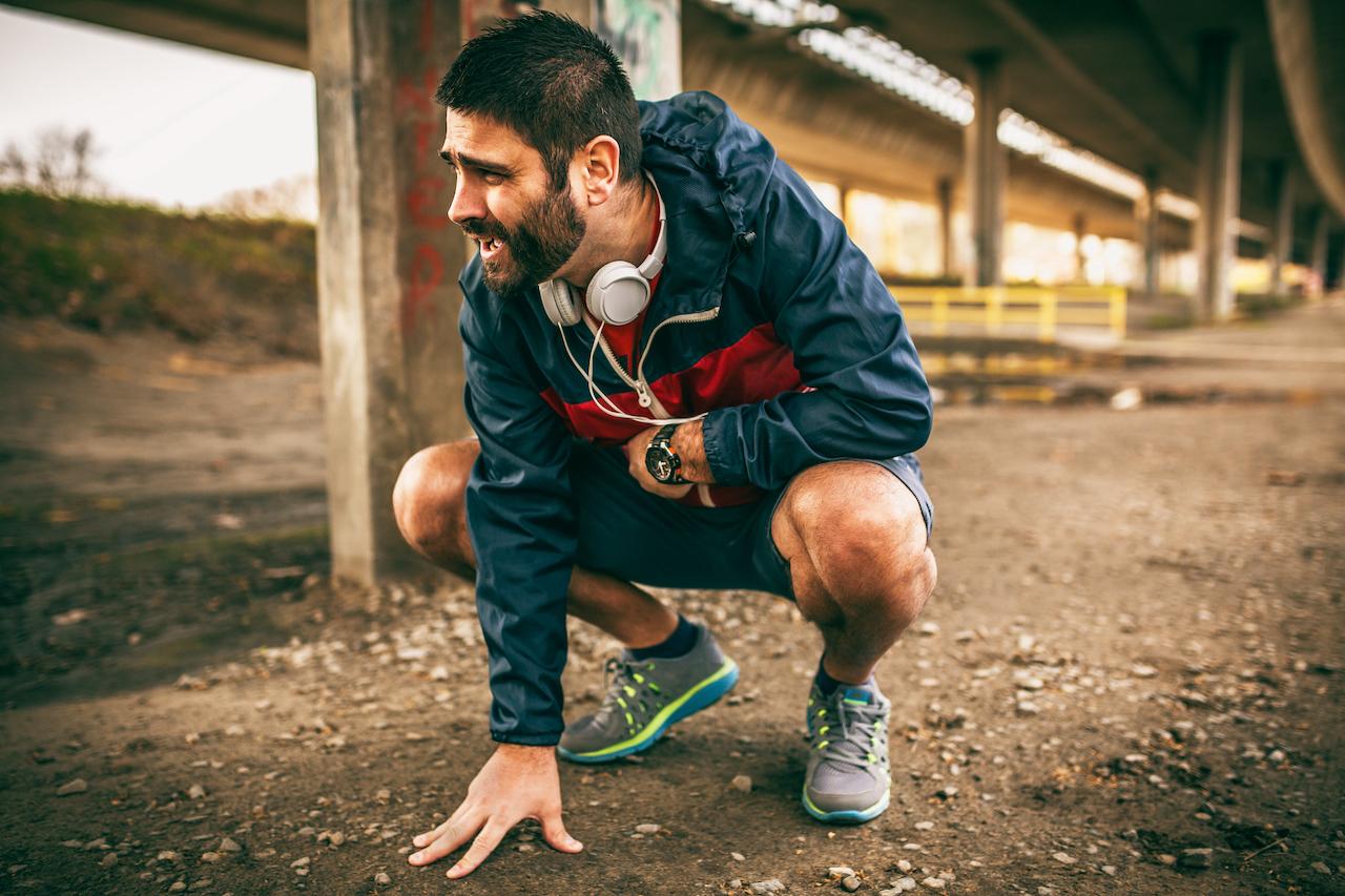running tip - take it easy