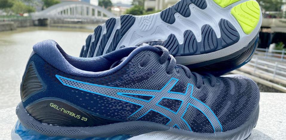 Asics Gel Nimbus 23 Review | Running Shoes Guru