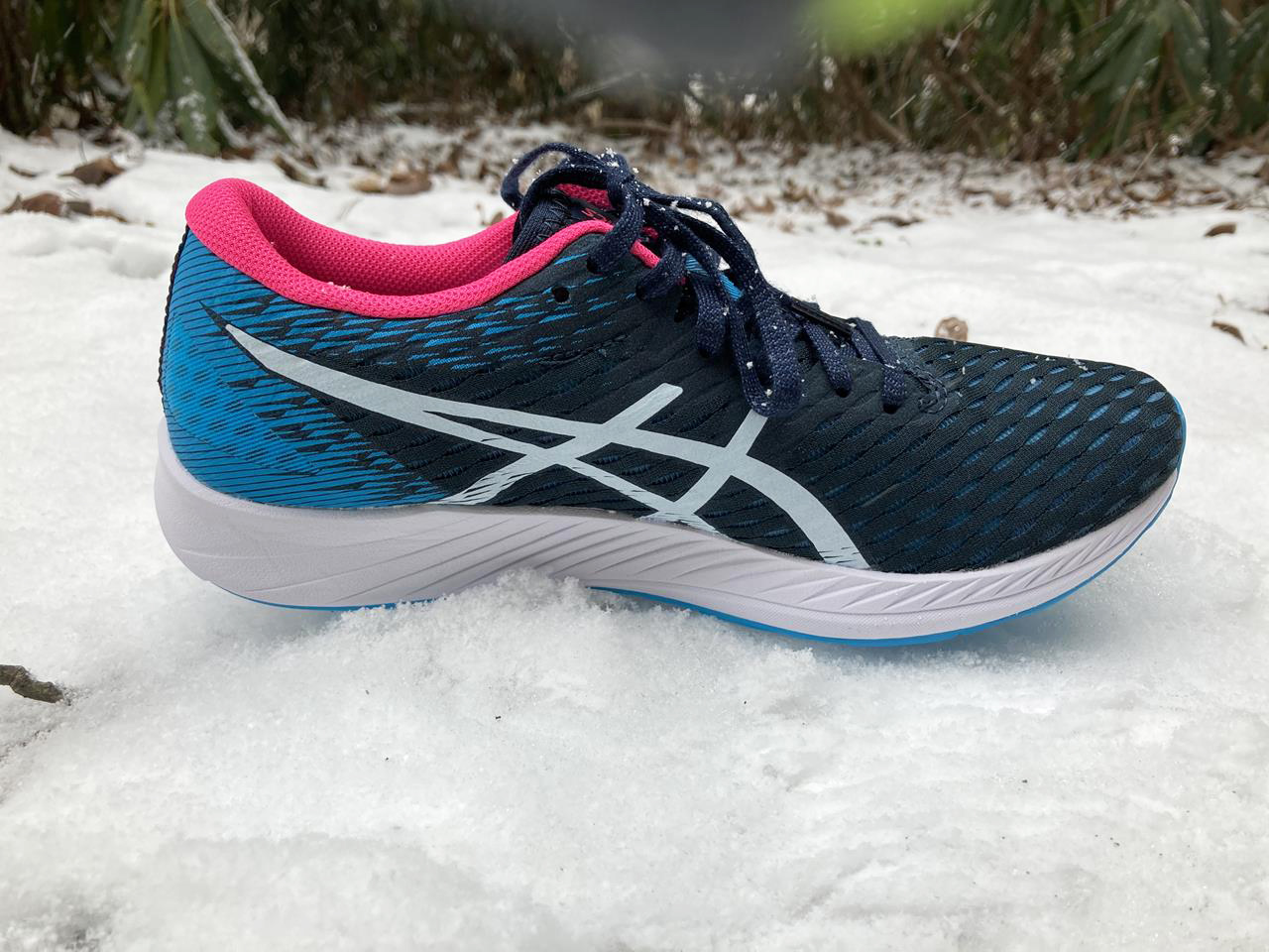 Asics Hyper Speed - Medial Side