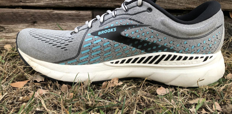 Brooks Adrenaline GTS 21 - Medial Side