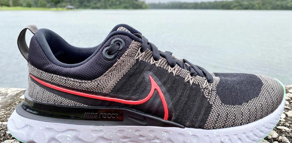 Nike React Infinity Run 2 - Lateral Side